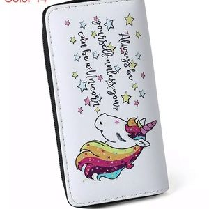 Always be yourself unless/ Unicorn Wallet